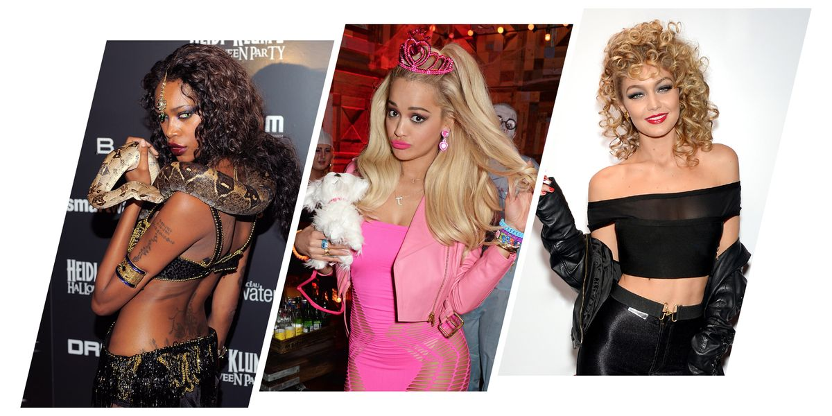 103 Best Celebrity Halloween Costumes Of All Time - Epic Celebrity Costume Ideas-8052