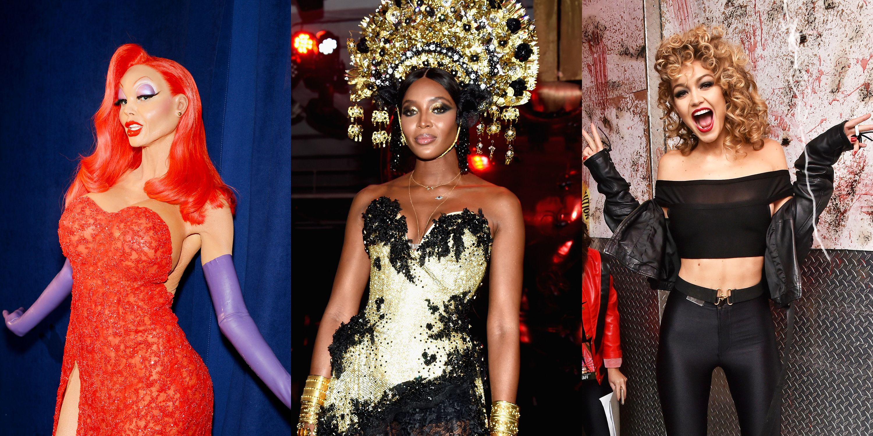 20 Truly Amazing Celebrity Halloween Costumes