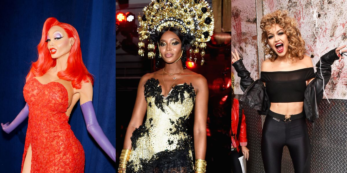 Best Celebrity Halloween Costumes of All Time | iHeartRadio