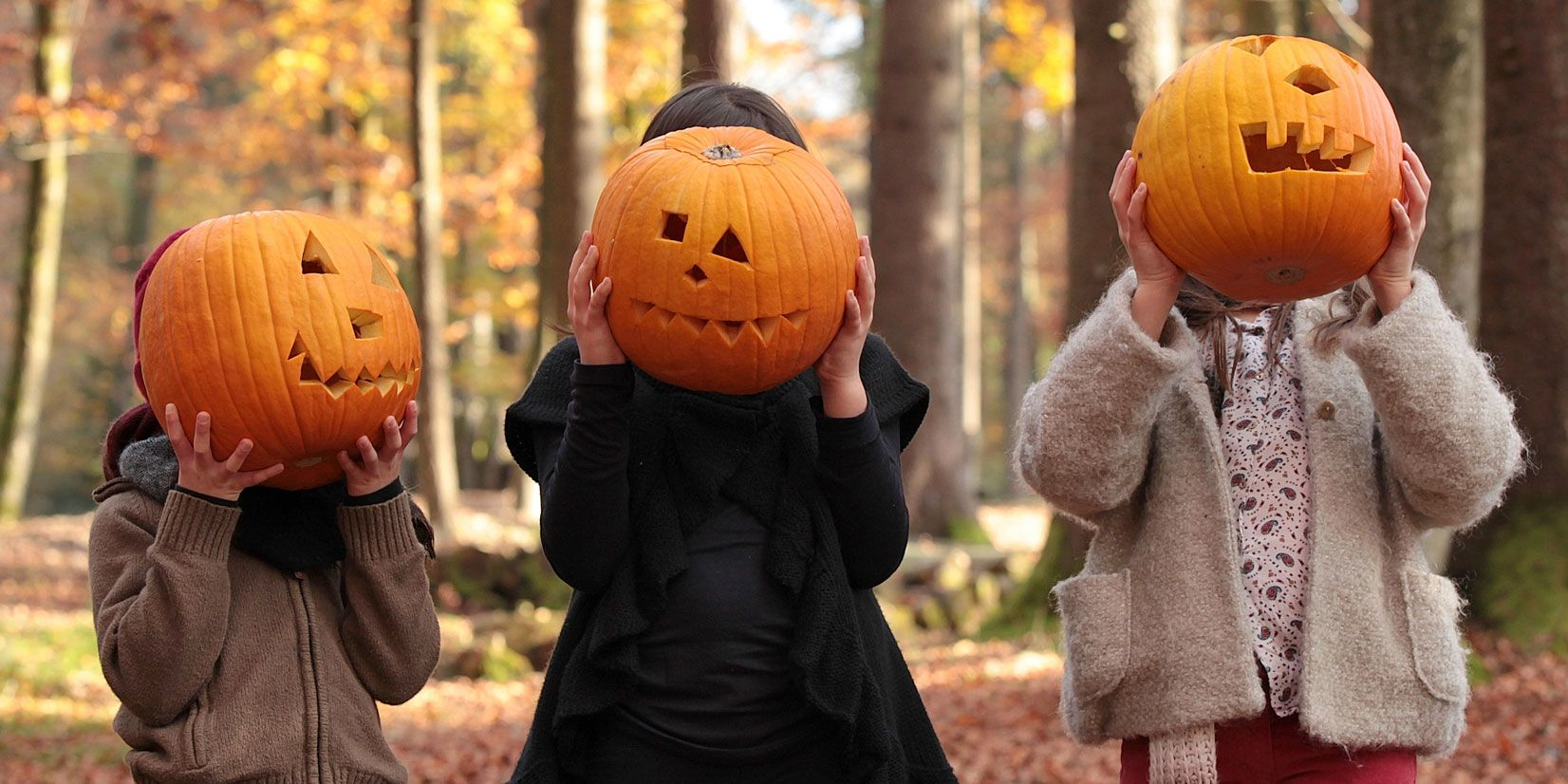 10 ways to have a plastic-free Halloween with children