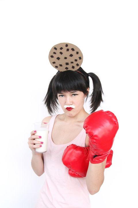 tough cookie costume