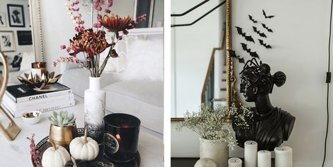 57 Elevated Halloween Decorations Stylish Halloween Decor Ideas