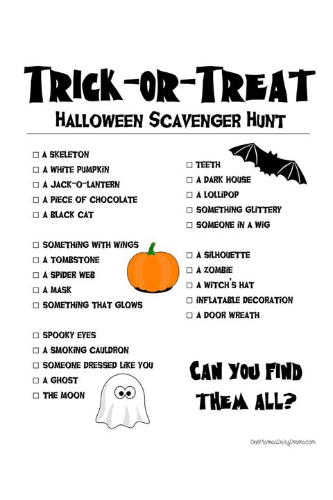Fun Halloween Things To Do With Kids