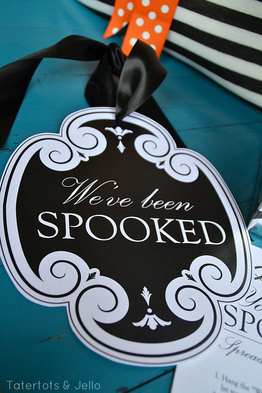 halloween activities treat bags