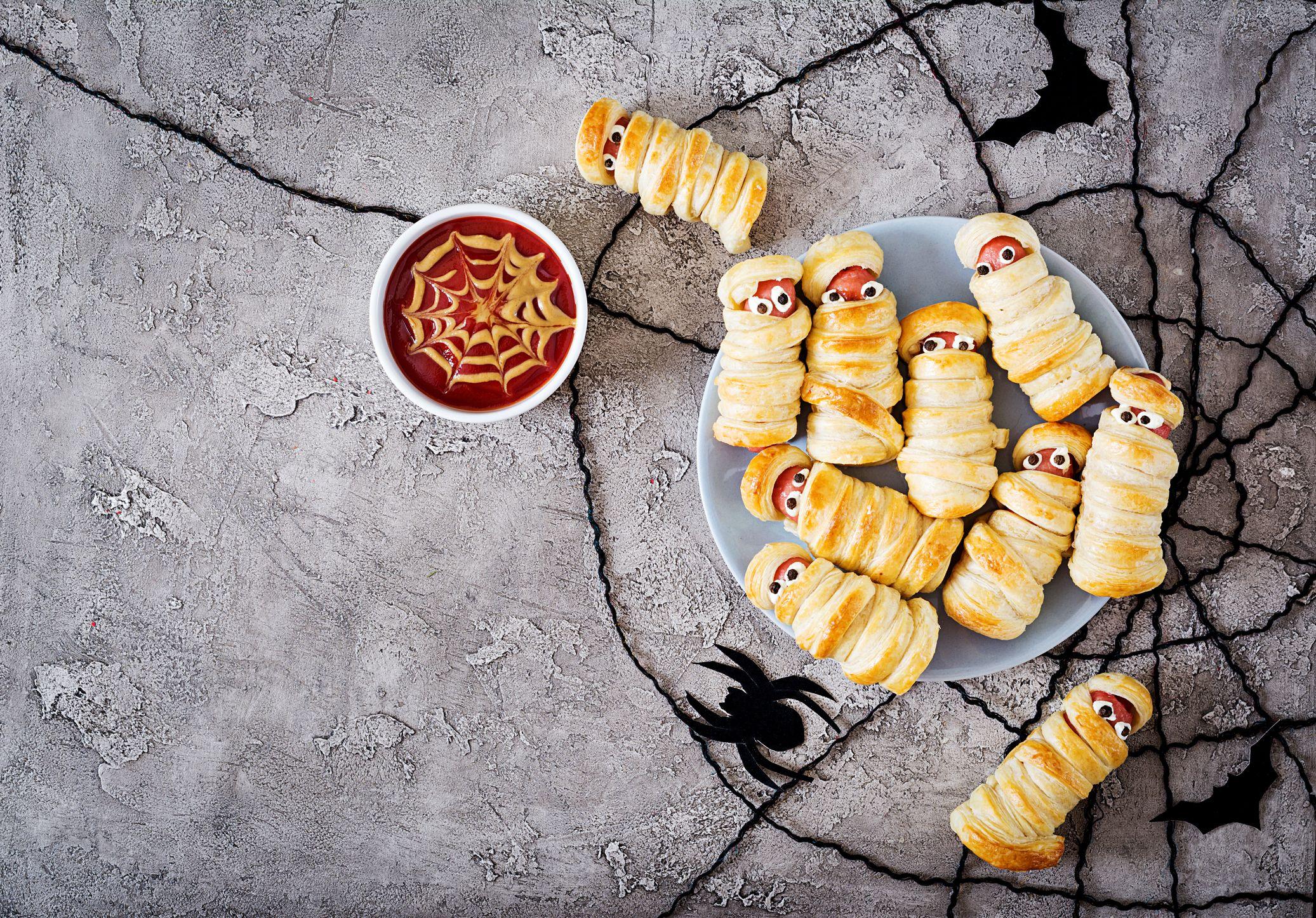 45 Easy Halloween Appetizers \u2014 Best Halloween Party