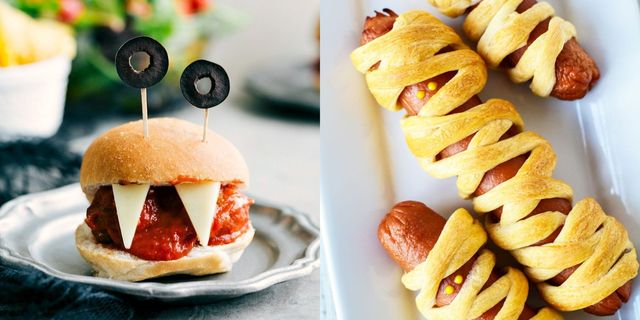43 Halloween Appetizers to Serve at Your Costume Party