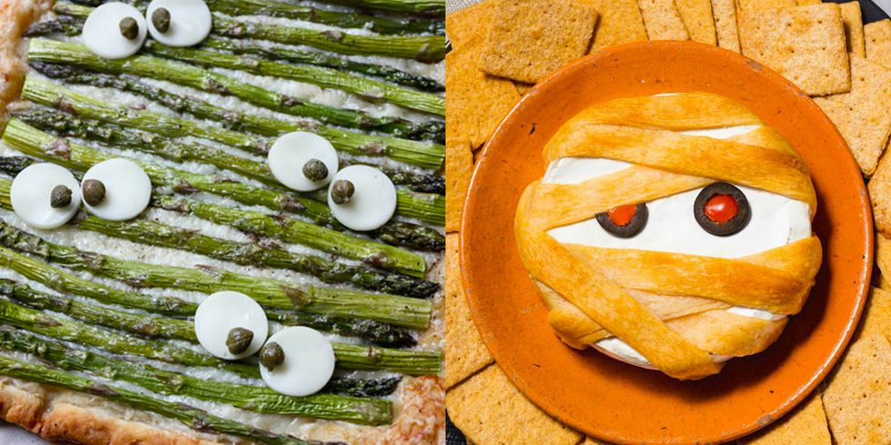 39 Easy Halloween Appetizers That Are so Good, They're Scary