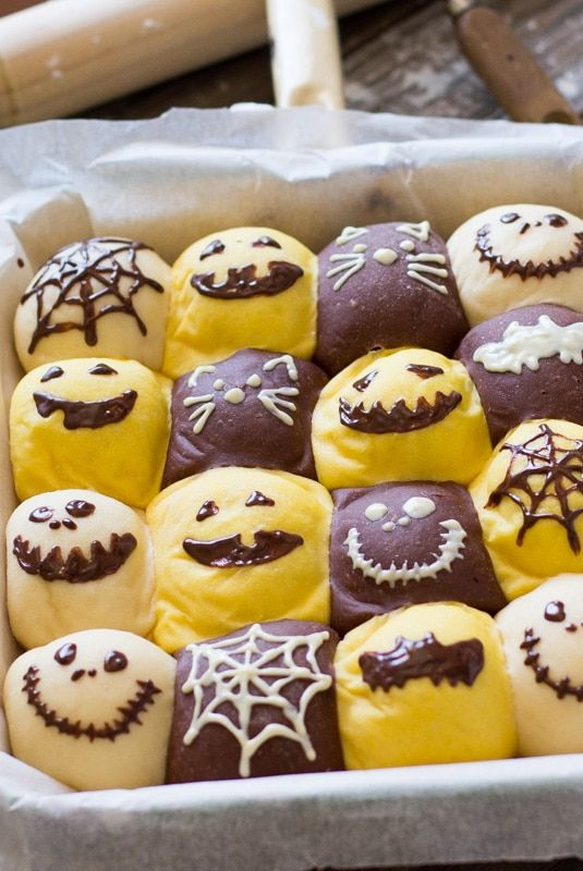 halloween appetizers bread