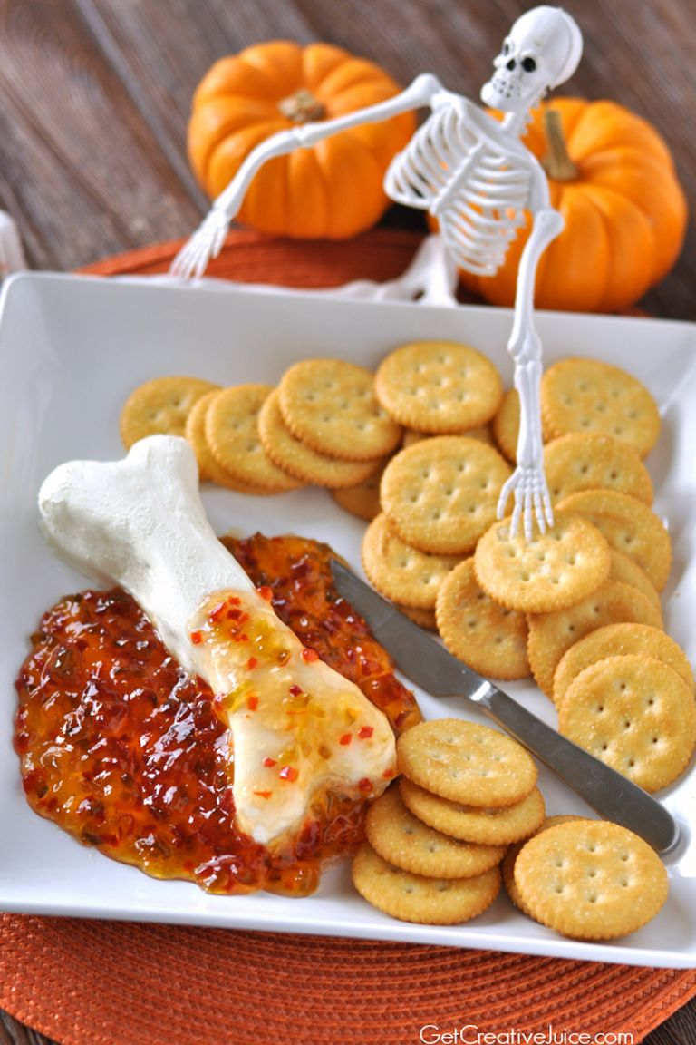 31 Easy Halloween Party Appetizers — Best Recipes for ...