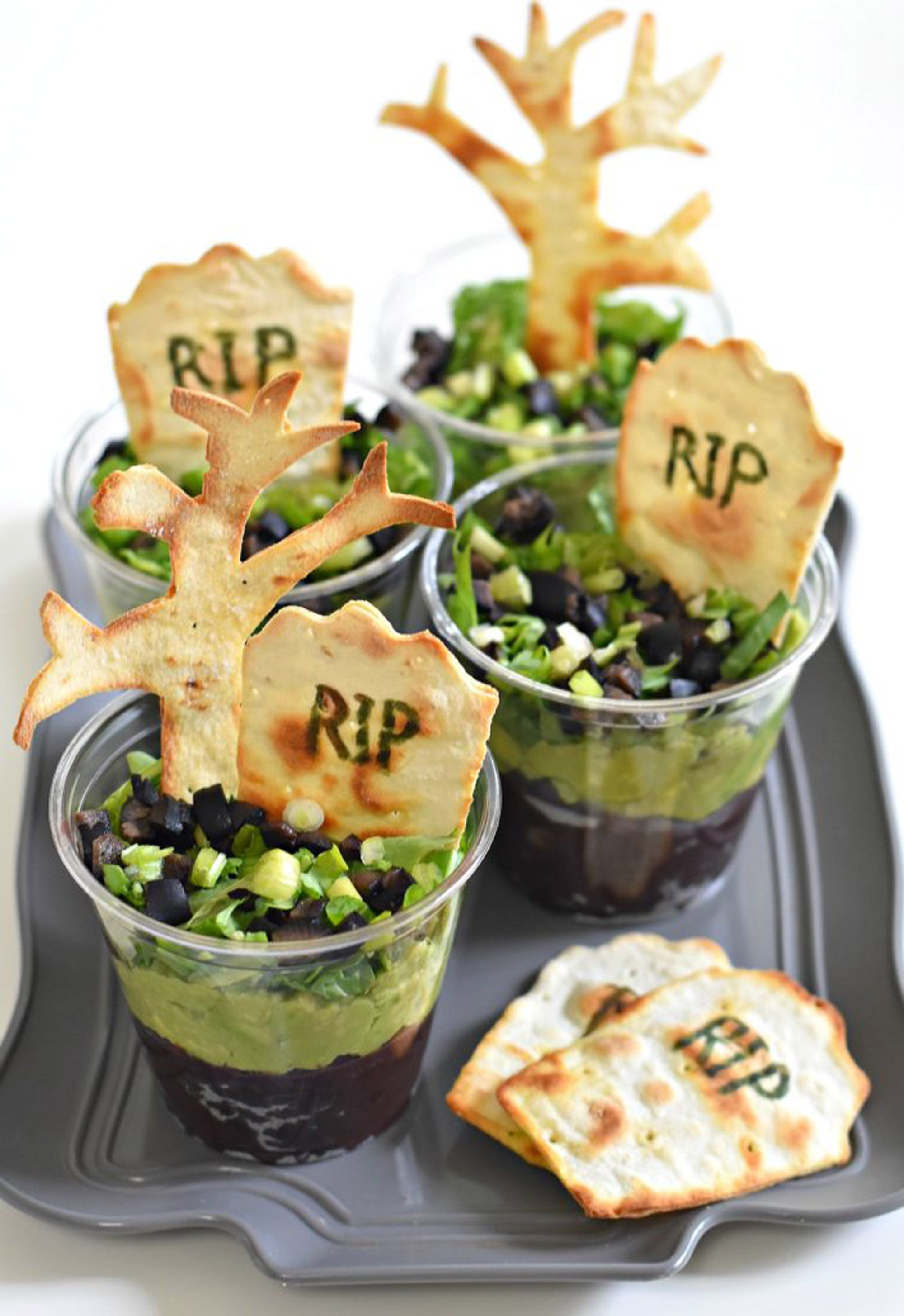 36 easy halloween party appetizers — best recipes for halloween hors