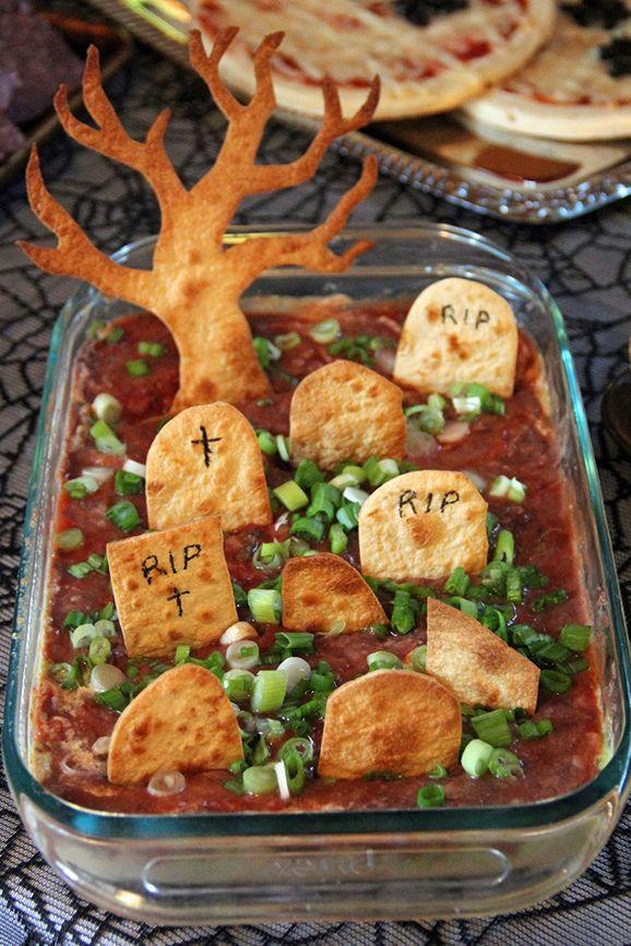 halloween appetizers taco