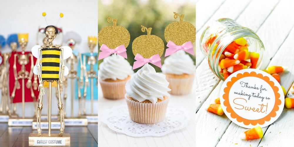 14 Sweet Halloween Baby Shower Ideas For A Themed Party