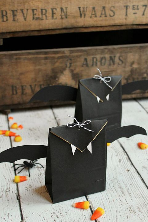 Halloween Birthday Party Favors