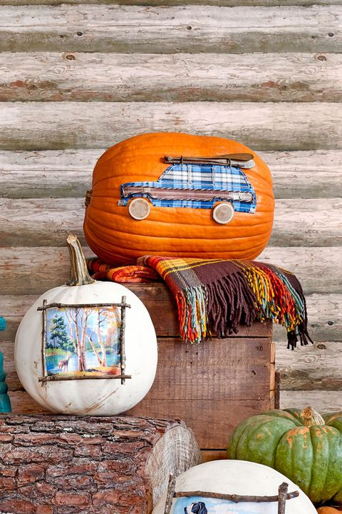 halloween birthday party pumpkin