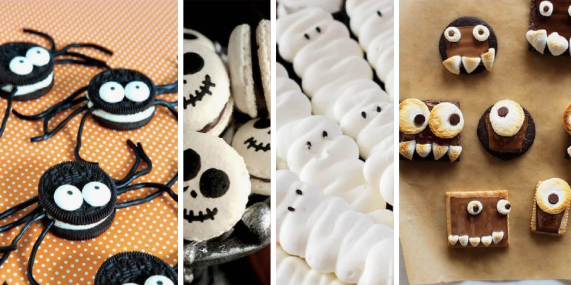 18 Halloween biscuits that are both frightening-yet-adorable