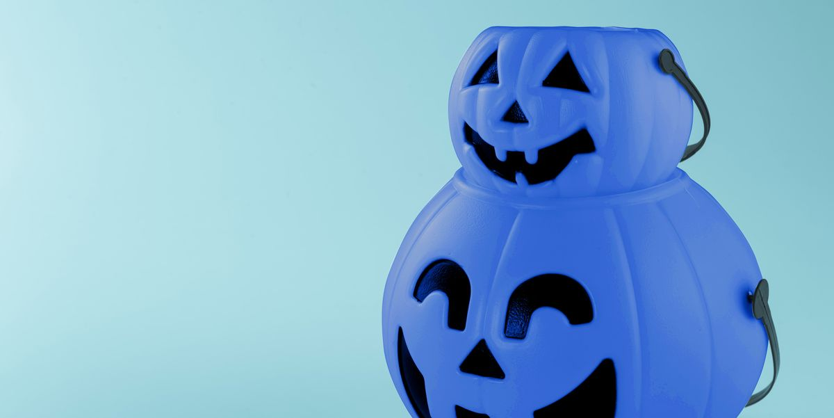 Blue Halloween Buckets Are The Unofficial Symbol Of Autism