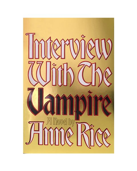 interview with a vampire book cover
