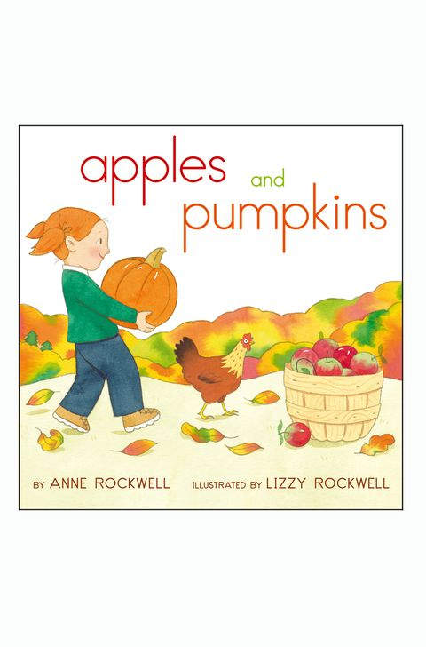 halloween books for kids apples and pumpkins