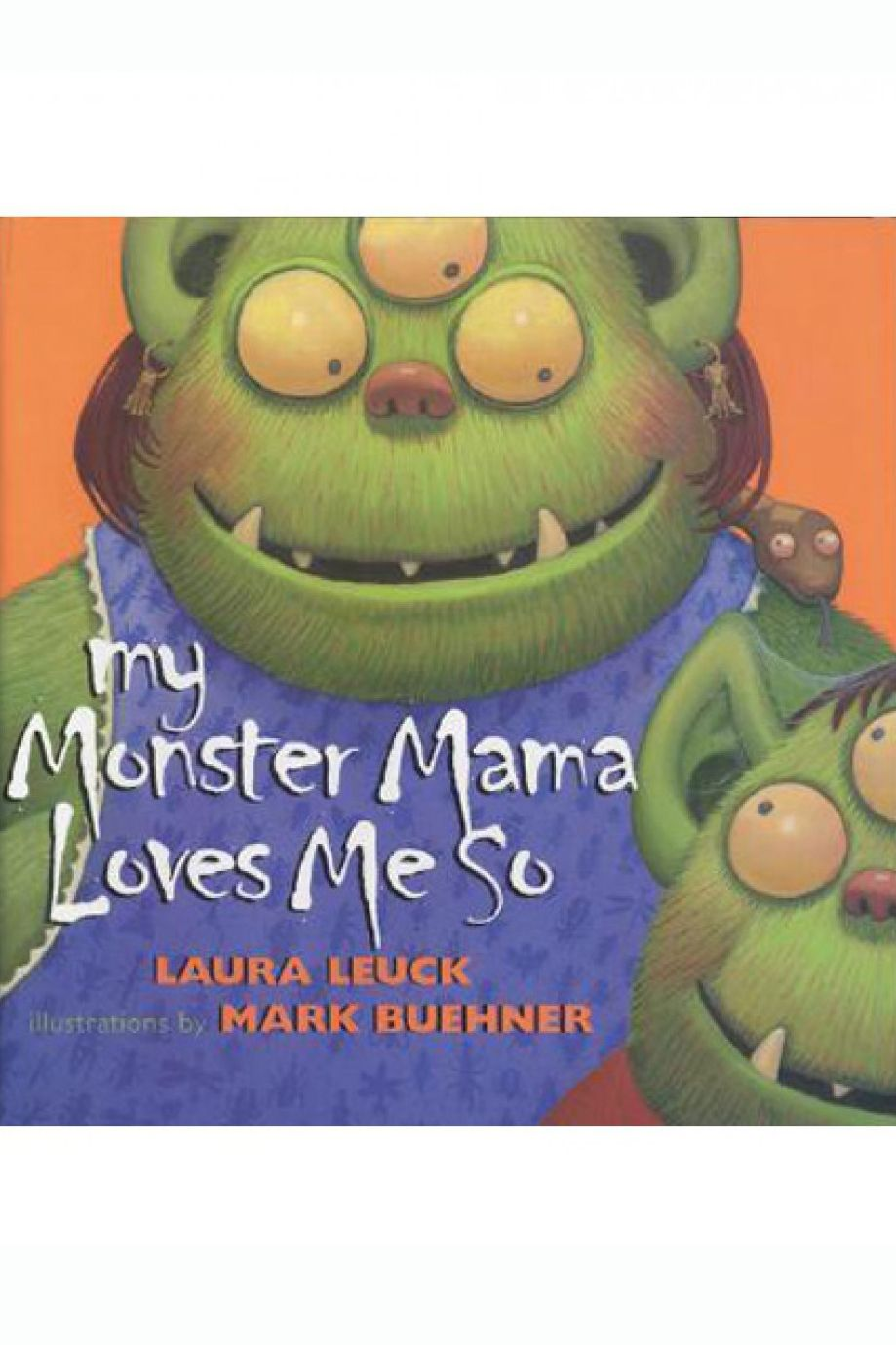 halloween books for kids my monster mama loves me so