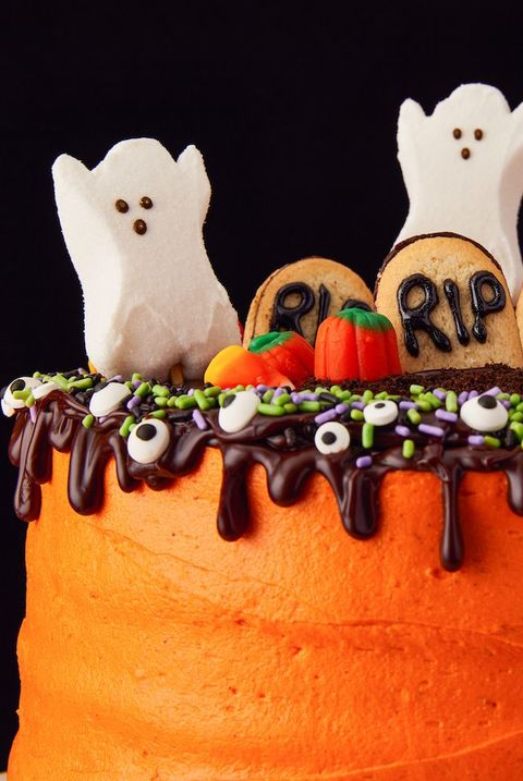42 Easy Halloween Cakes Recipes Amp Ideas For Halloween
