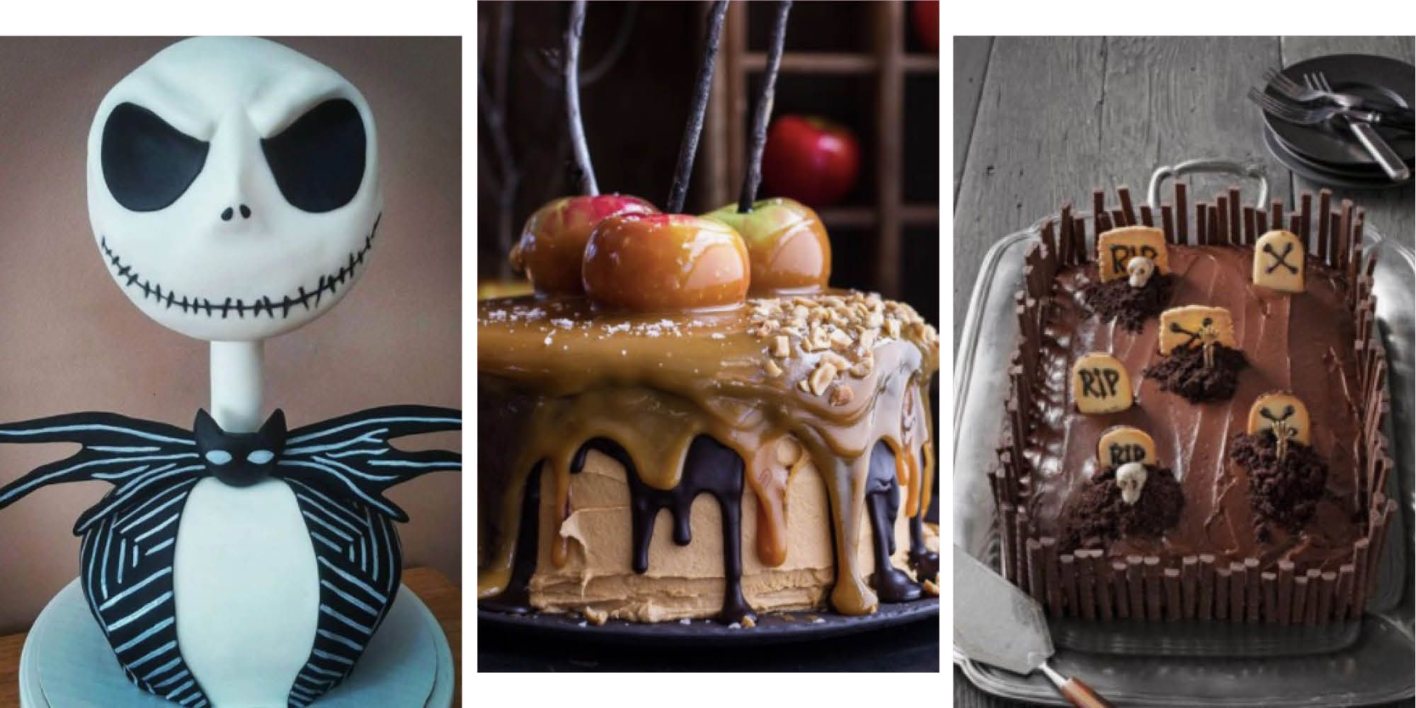 20 delicious Halloween cake recipes for the ultimate spooky treat
