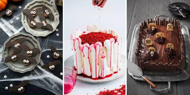 Surprising Halloween Cakes Halloween Cake Ideas Funny Birthday Cards Online Inifofree Goldxyz