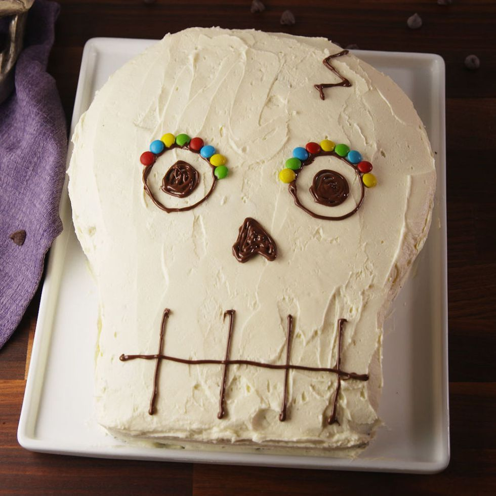42 Easy Halloween Cakes Recipes Ideas For Halloween Cake