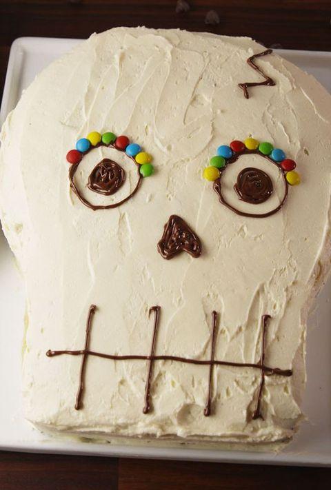 42 Easy Halloween Cakes Recipes Ideas For Halloween Cake