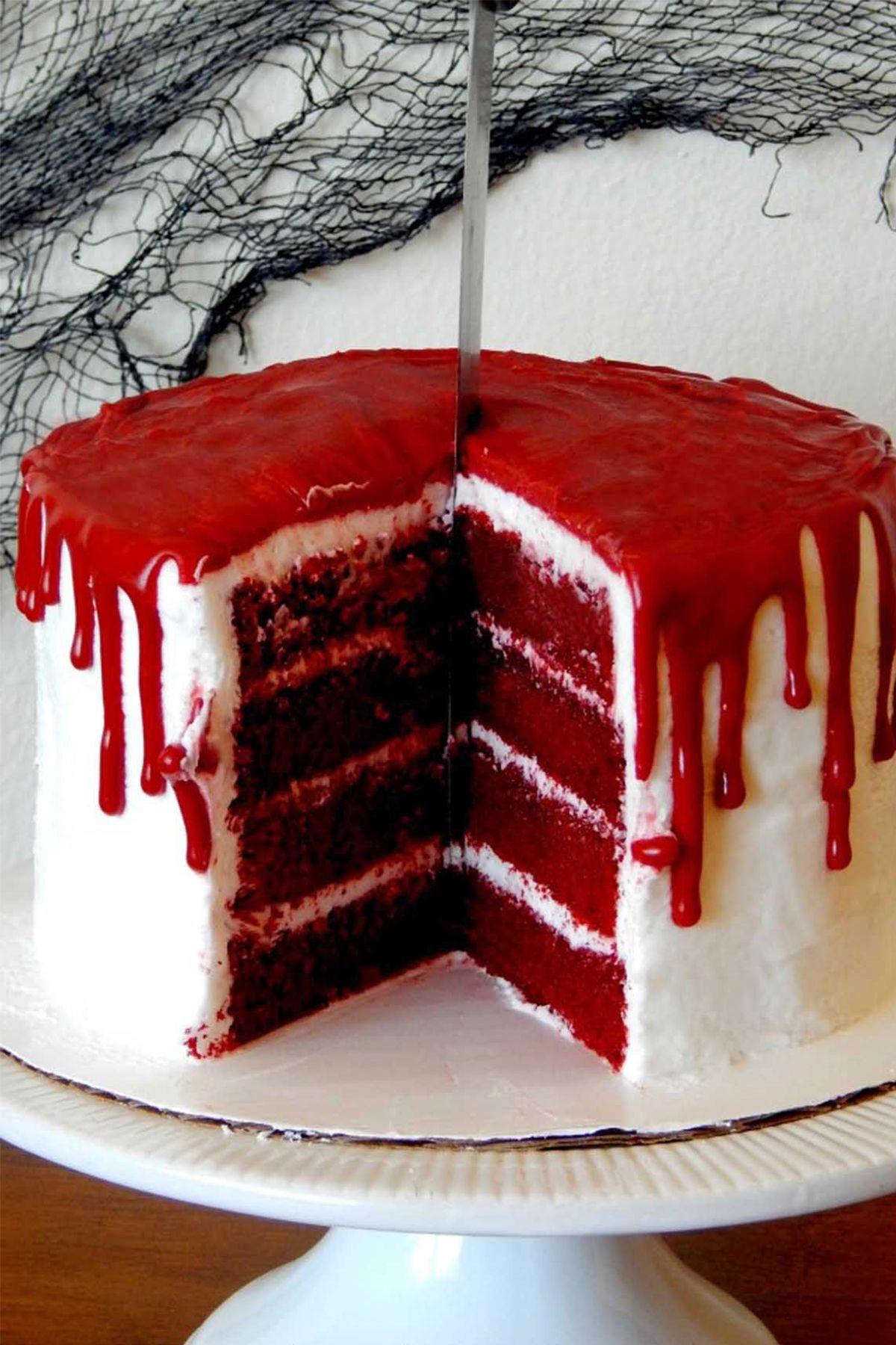 35 easy halloween cakes - recipes & ideas for halloween cake decorating