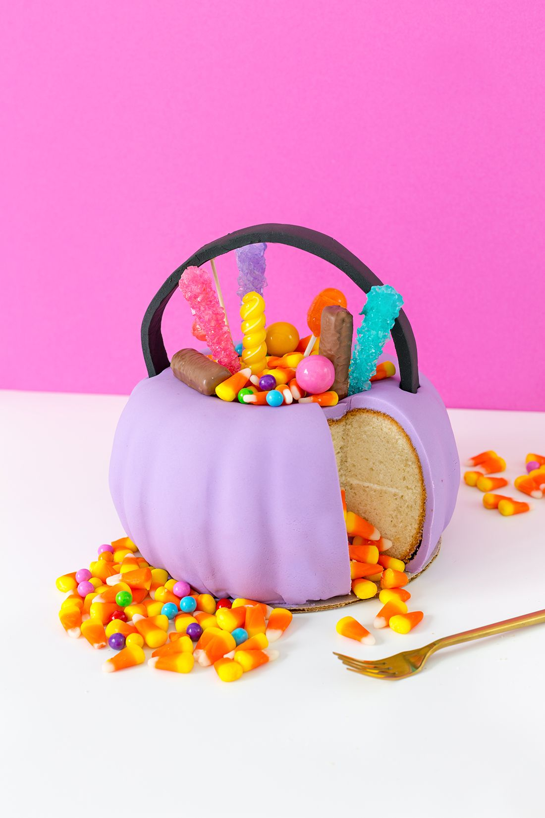 halloween cakes candy