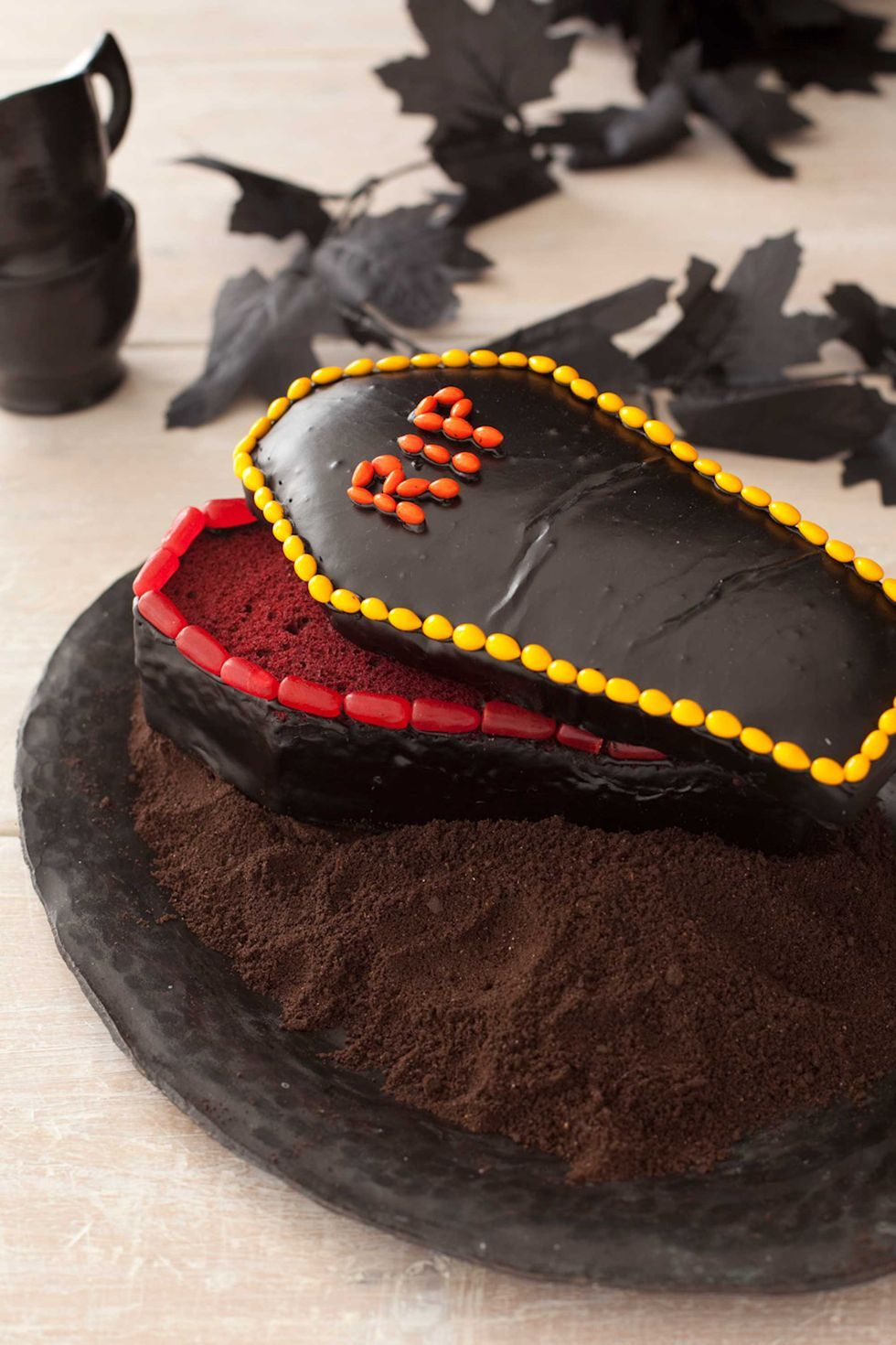 48 Easy Halloween Cakes Recipes & Ideas for Halloween Cake