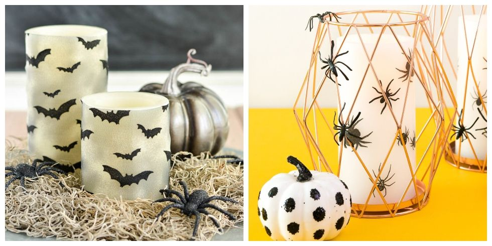 15 Best Halloween Candles Spooky Candle Ideas to Buy or Make