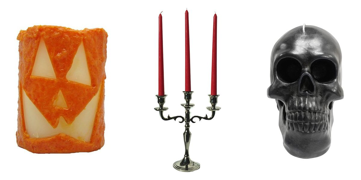 25 must have halloween candles scented and unscented candles for