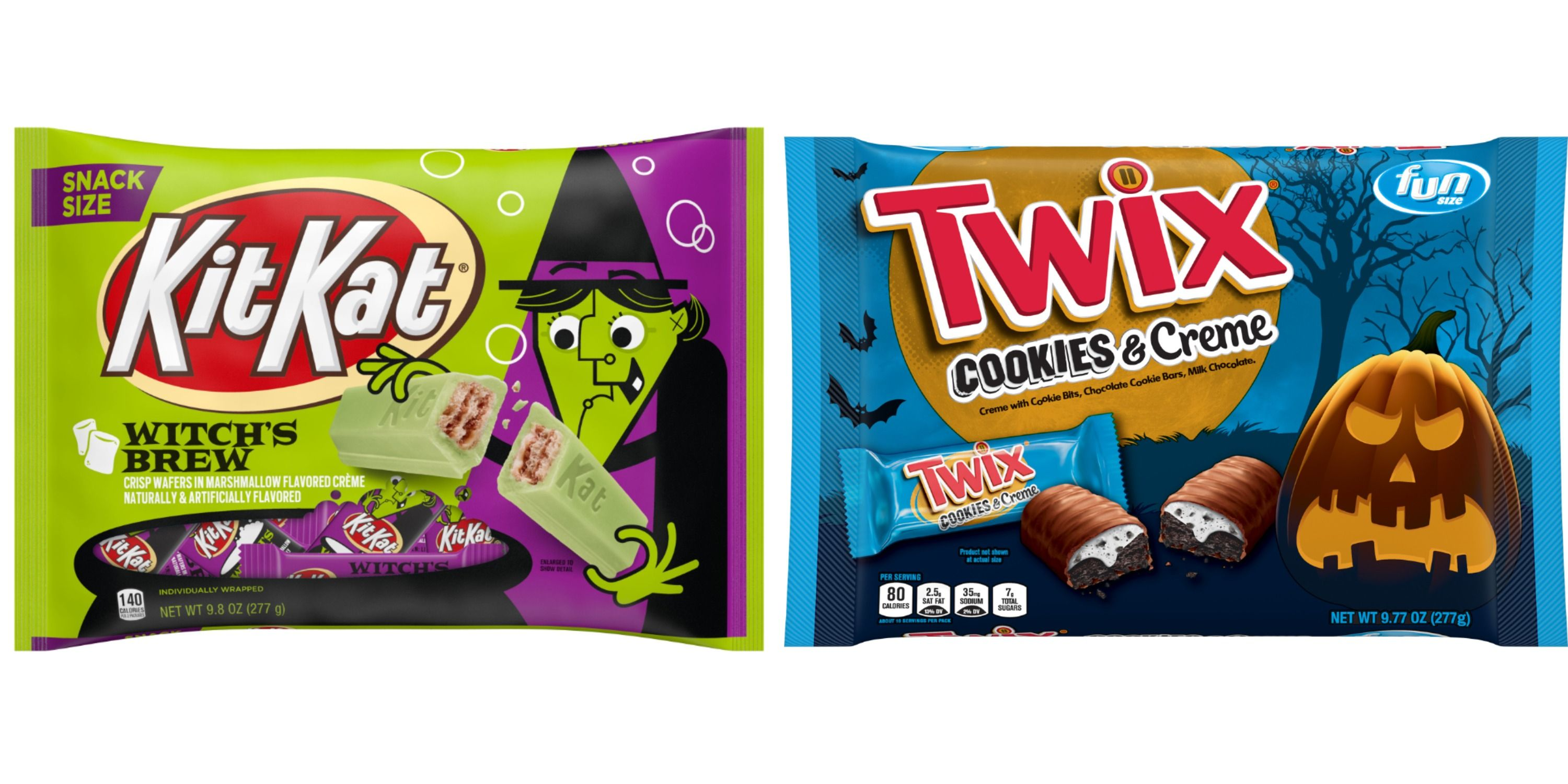 My Candy Love 2020 Halloween Best Halloween Candy 2020 — REESE's, M&M's, And More