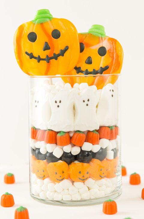 Phenomenal 30 Halloween Centerpieces Table Decorations Diy Ideas Beutiful Home Inspiration Xortanetmahrainfo