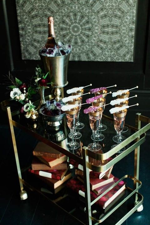 20 Halloween Wedding Ideas Gothic Weddings