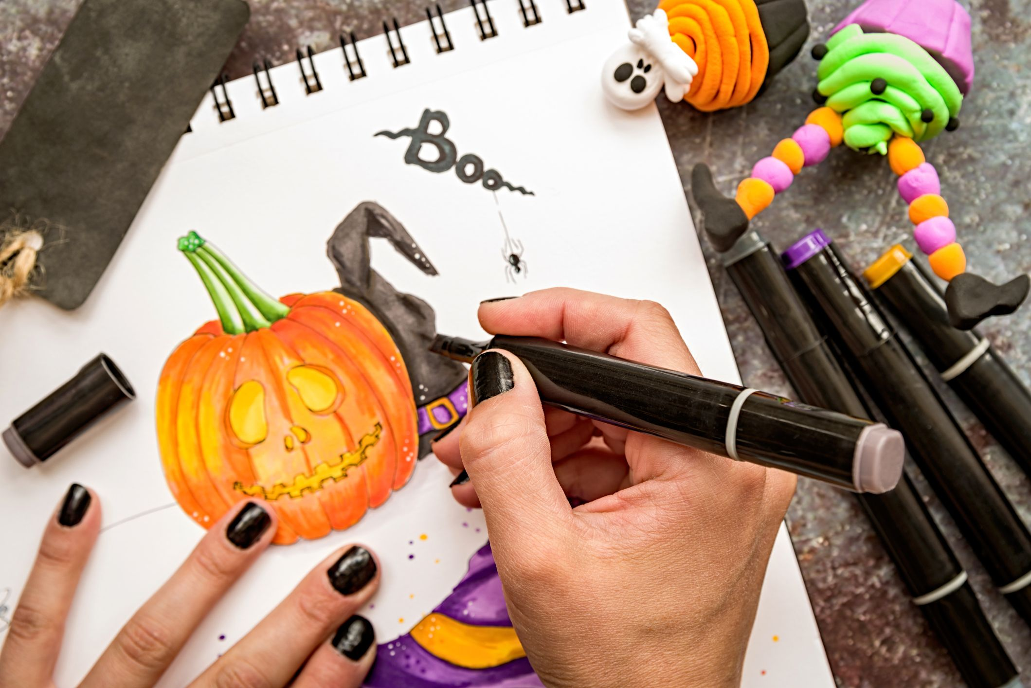15 Best Halloween Coloring Pages - Printable Halloween Coloring Pages For  Kids