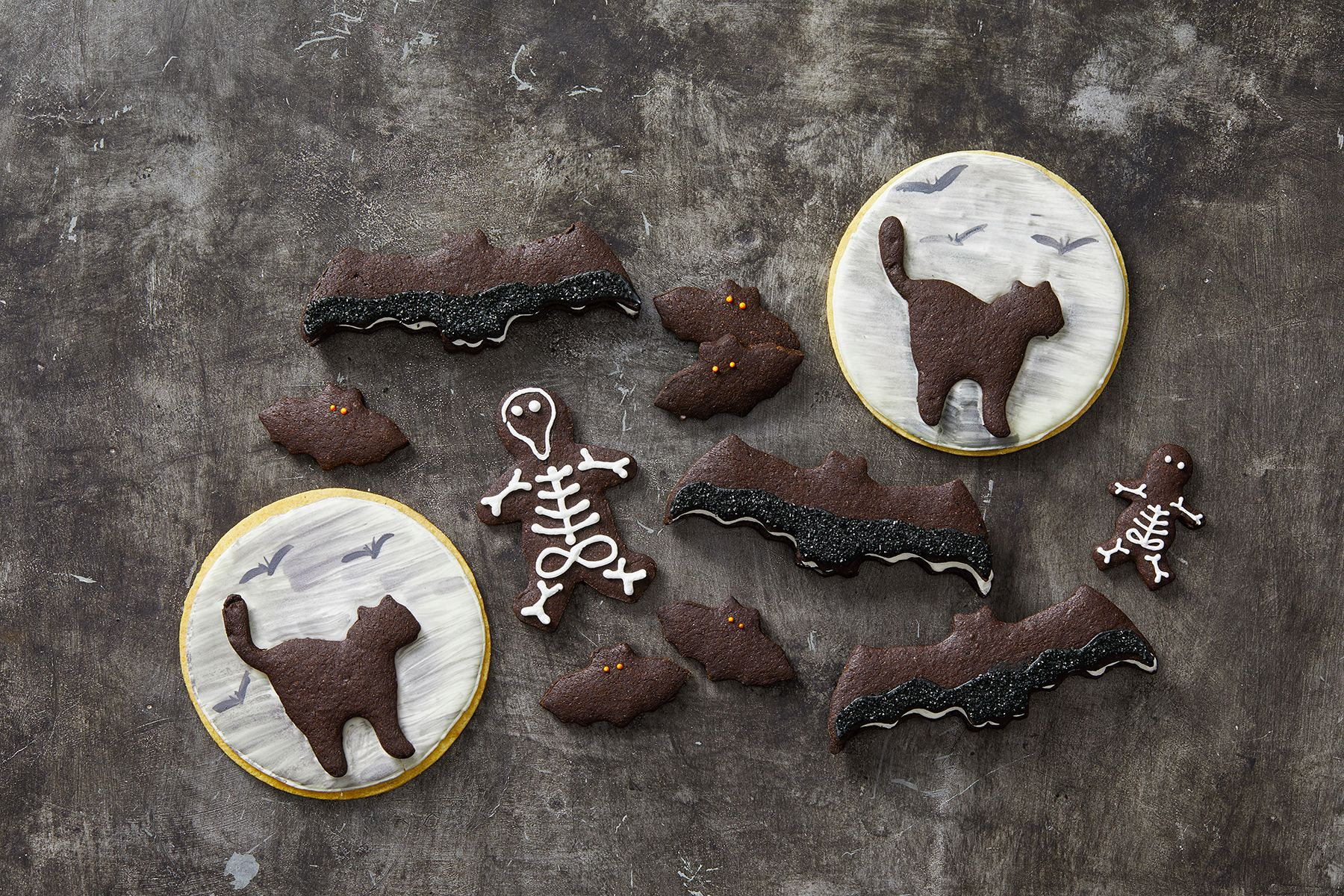 How Do You Make Halloween Cookies.42 Homemade Halloween Cookie Ideas Recipes Decorating Tips For Halloween Cookies