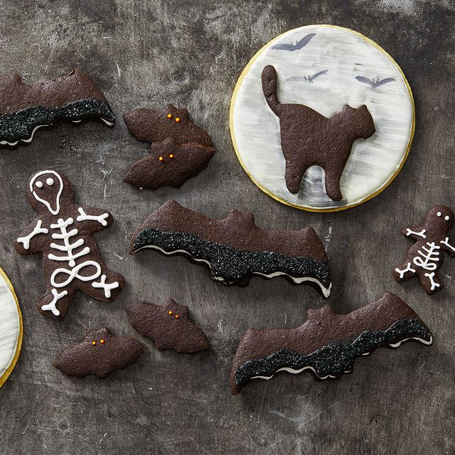 42 Homemade Halloween Cookie Ideas Recipes Decorating