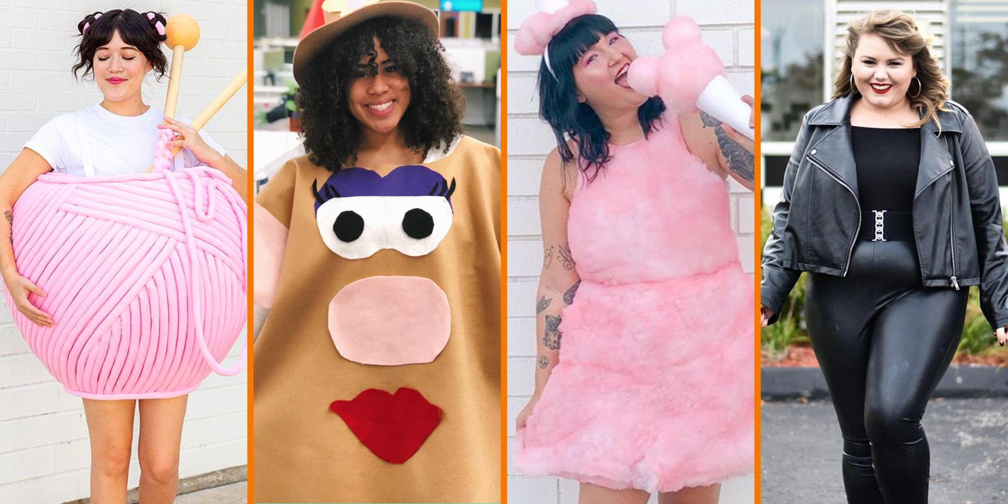 75 Easy And Cheap Diy Halloween Costumes For Women 2020