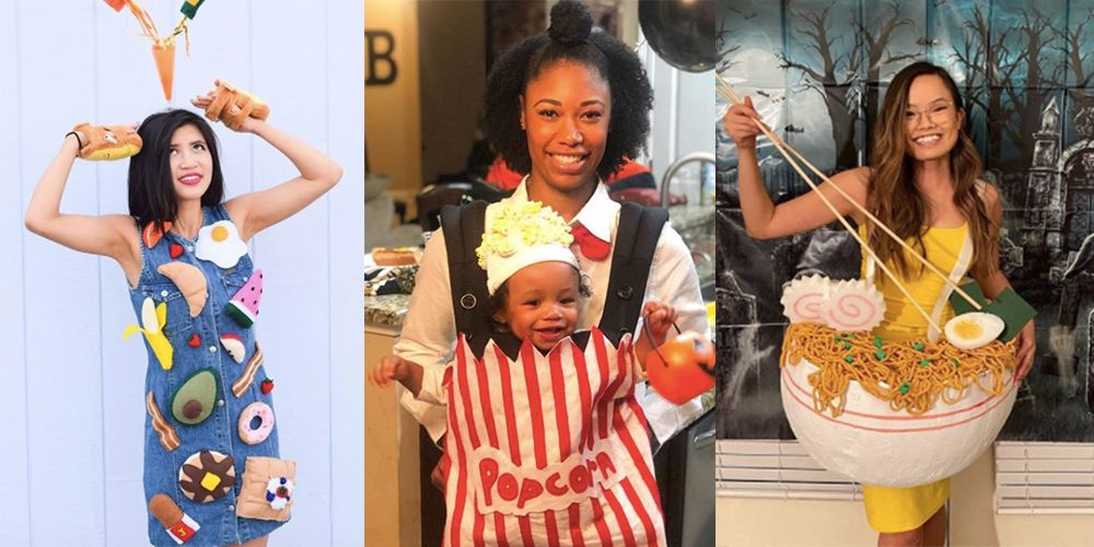 Halloween Costume Ideas For A Food-Themed Party