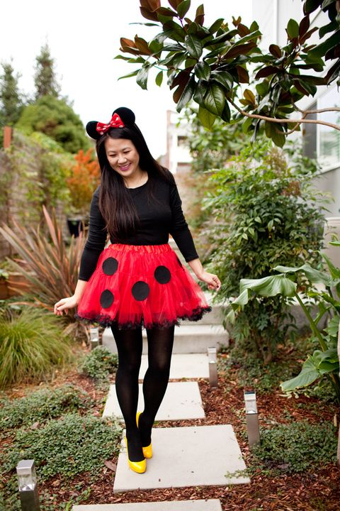 halloween costume ideas teens minnie