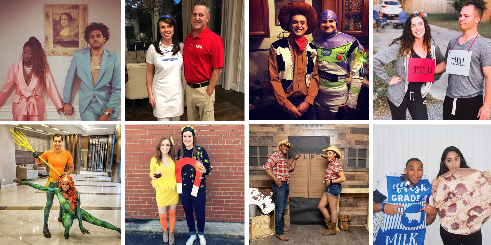 60 Best Couples Halloween Costumes 2019 , Funny Couples Costumes