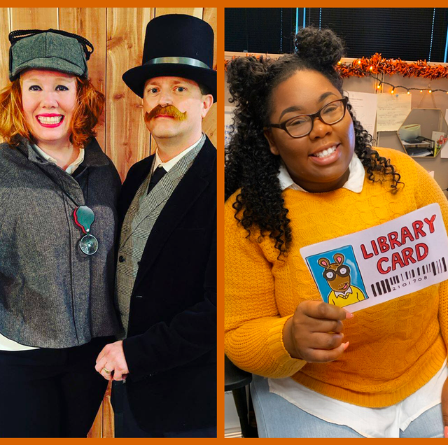 25 Easy Book Character Costumes For Halloween 2020