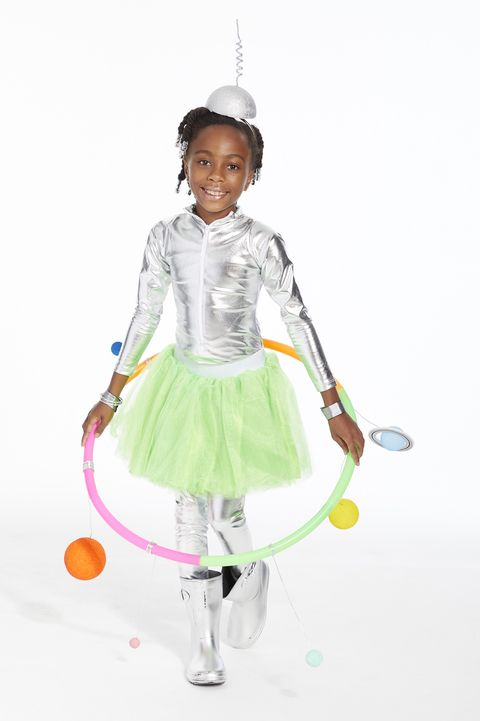 halloween costumes for girls alien