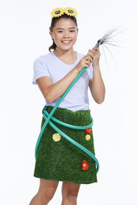 halloween costumes for girls lawn girl