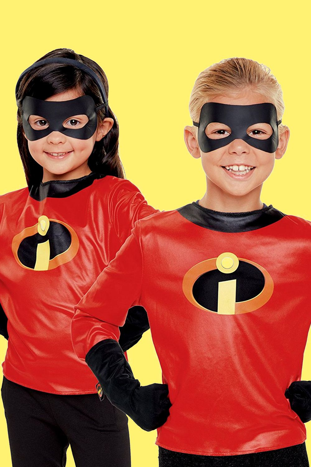 Violet and Dash  Popular Kids Halloween Costumes