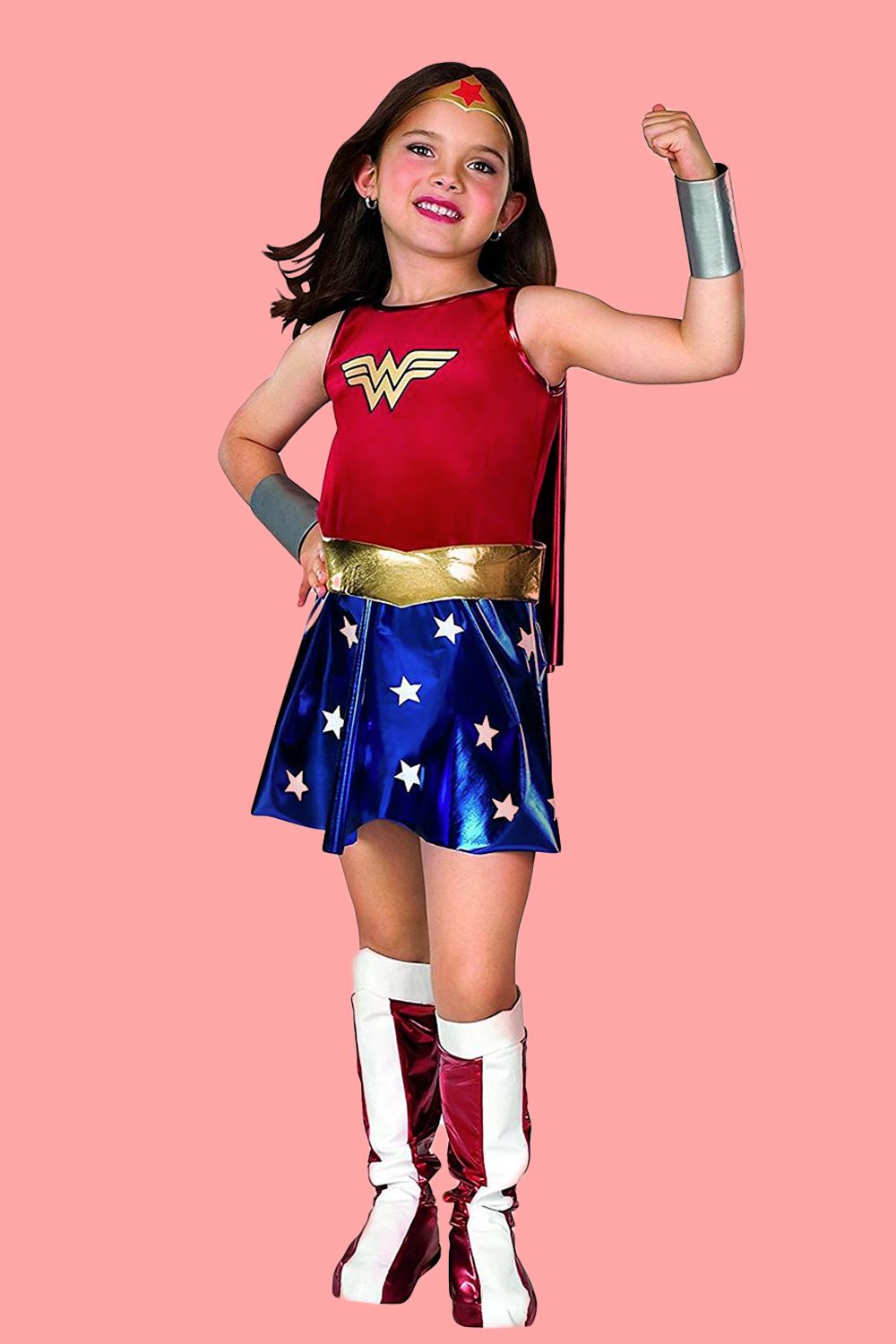 Wonder Woman Popular Kids Halloween Costumes