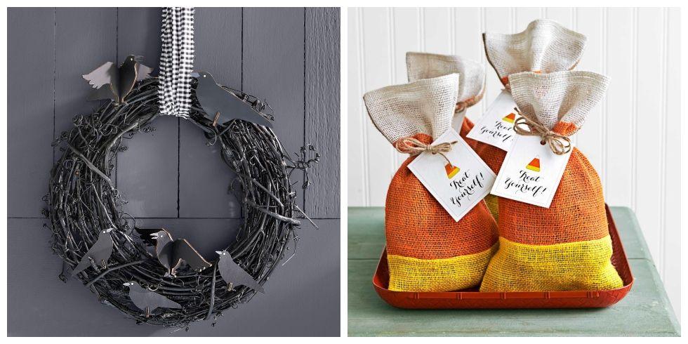 52 Easy Halloween Craft Ideas - Halloween DIY Craft ...