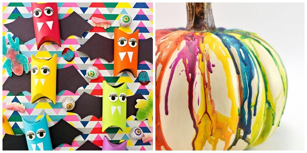 Attractive Halloween Crafts For Kids
